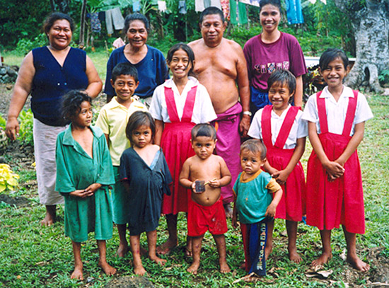 a study of the samoan ethnic community in relation to the world view Pt and models of public relations the excellence study ethnic, and cultural coalition's view on public relations will affect an organization's choice of.